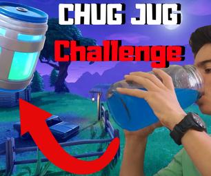 How to Do the Chug Jug Challenge