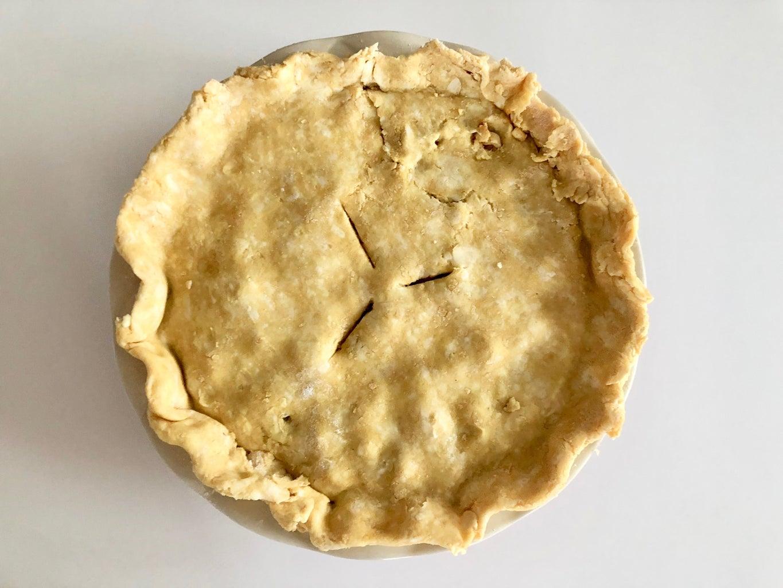 Bake the Pie.