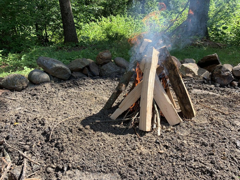 Prepare the Fire