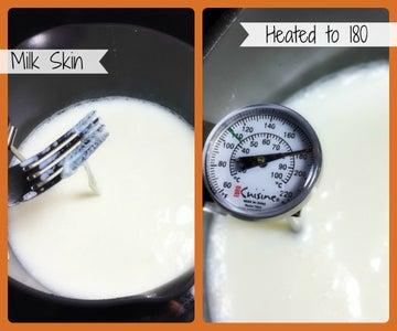 Heat Milk