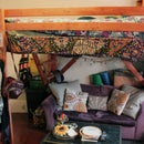 The Best Lofted Bed There Is
