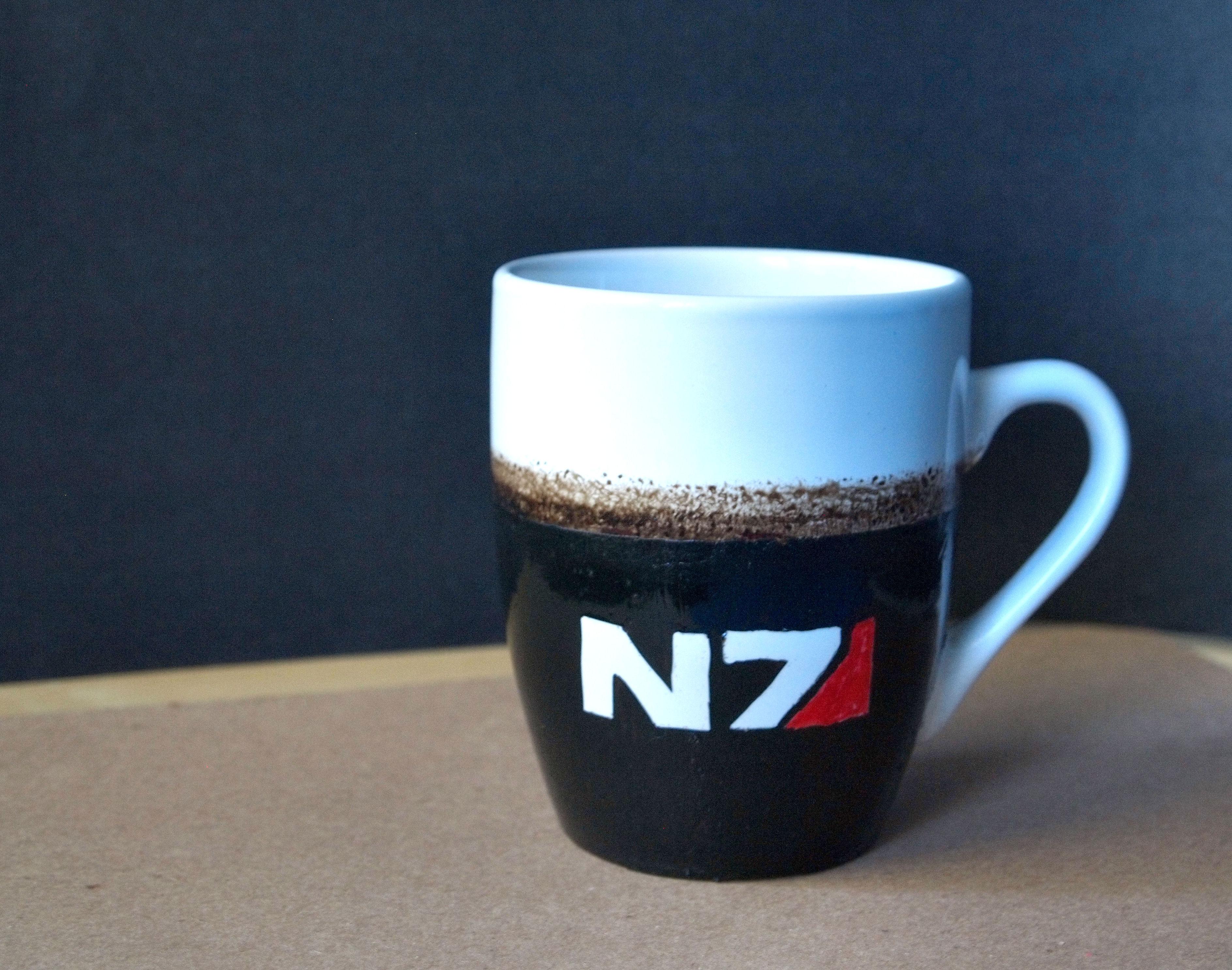 Mass Effect Coffee Mug