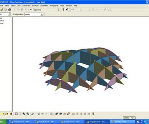 CAD for CD Rack