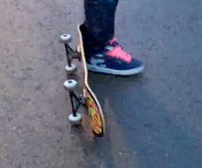 Skateboard Trick: CandyShop