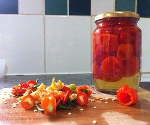 Sweet Pepperdew Peppers