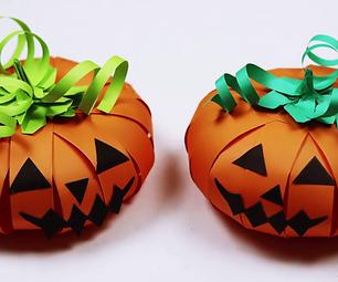 Reusable Decorative Pumpkins
