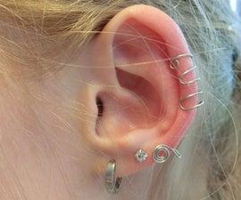 3 Esay Ear Cuffs