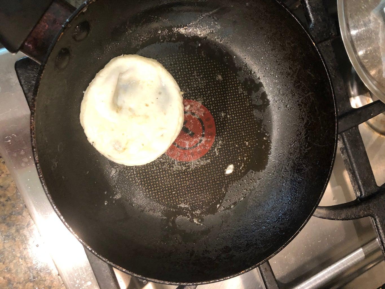 Step 3: Making the Egg