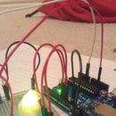 Arduino Spectrum Slider