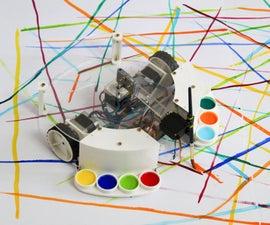 Arduino Powered Painting Robot