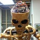 Automated Talking Skull