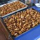 Spicy Pretzel Nuggets