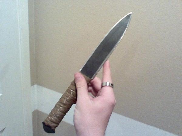 Egyptian Knife