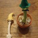 DIY Sculpey Mushroom