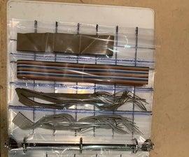 DIY Parts Organizer Folder