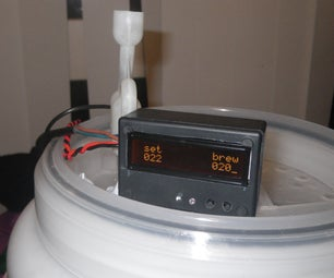 Home Brew Heater Controller
