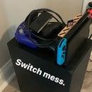 Nintendo Switch Organizer