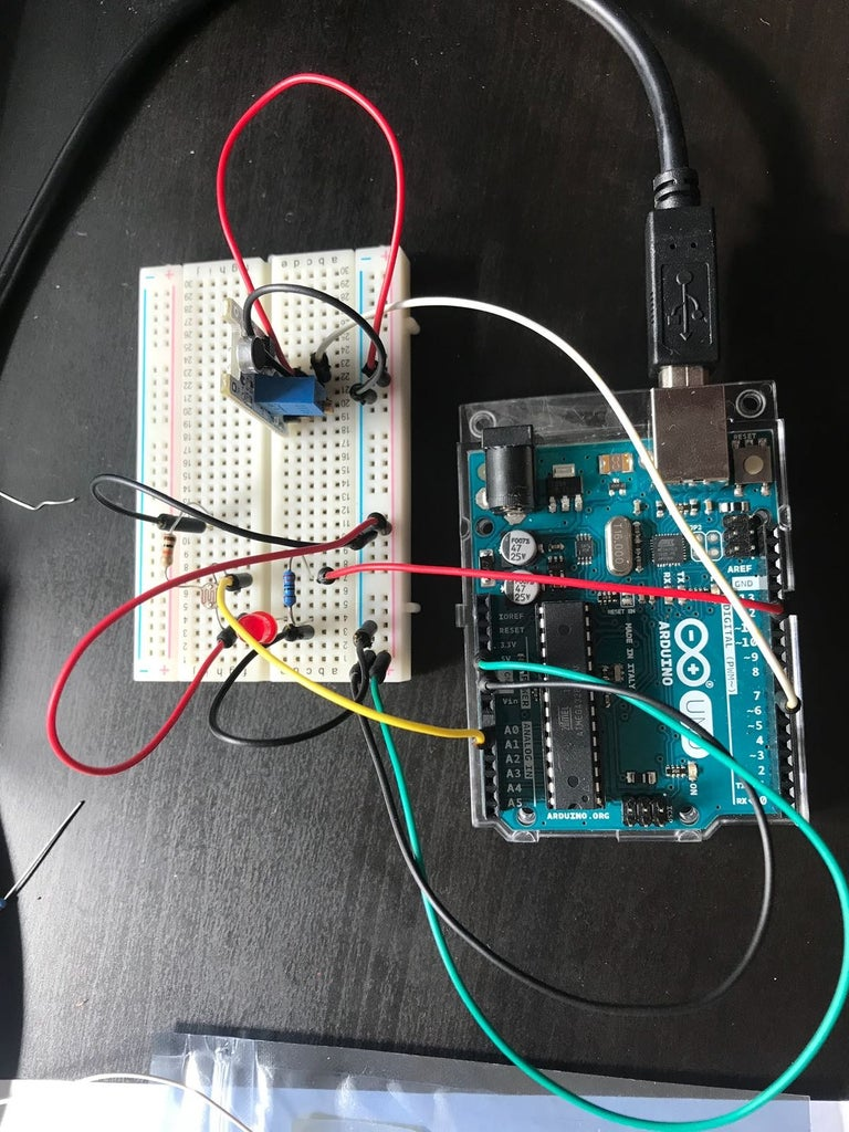 Assembling on Your Breadboard Part Two: Sound Sensor