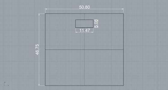 Cut Frame Materials to Specific Sizes (Straight Cuts)