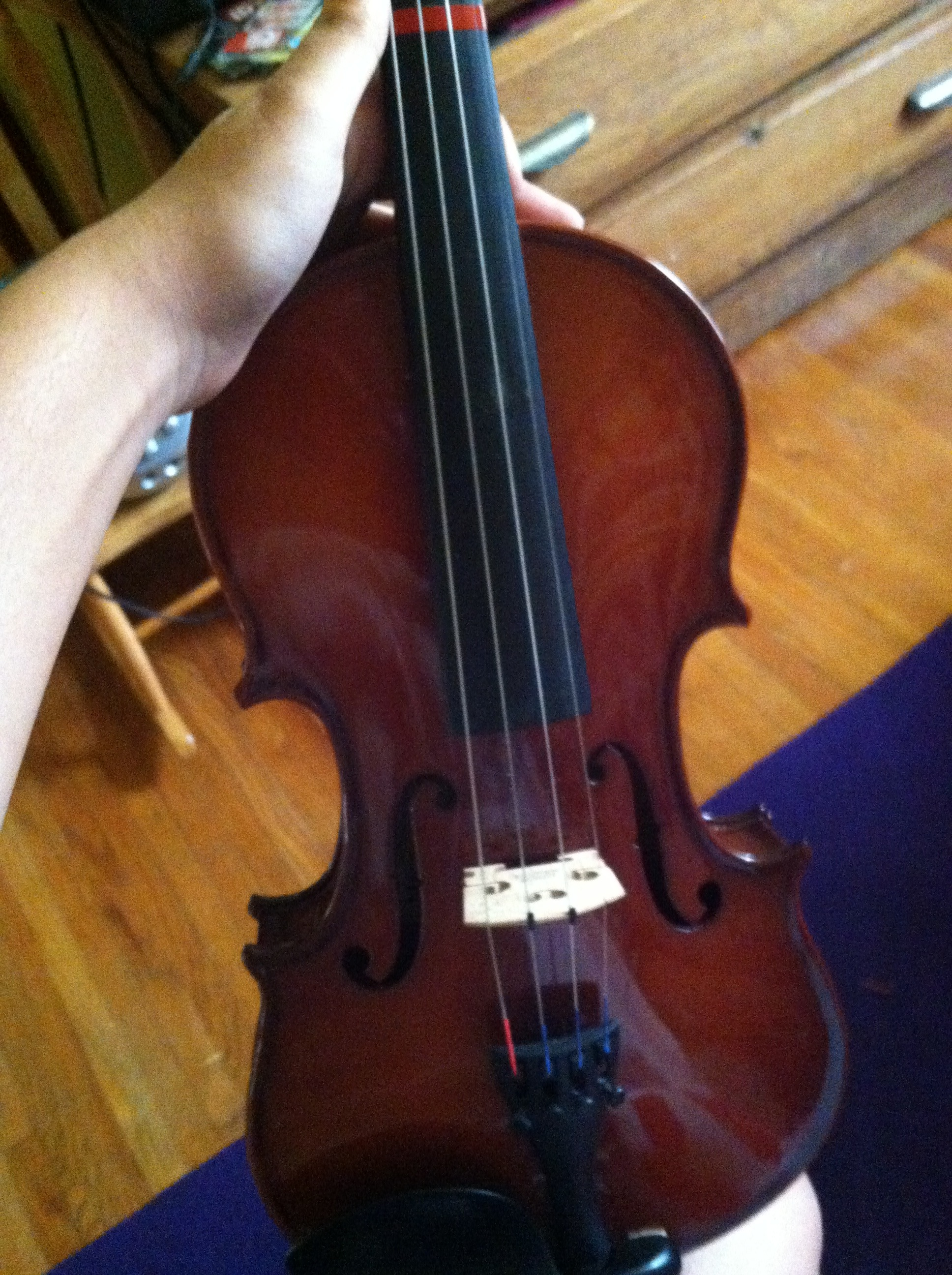 How To Tune Your String Instrument