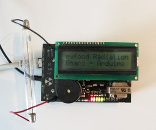 Connect Your Garden With an Information Sharing Platform - Installation of a Radiation Measurement Kit