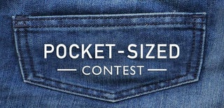Pocket Sized Contest