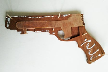 Assemble the Gun