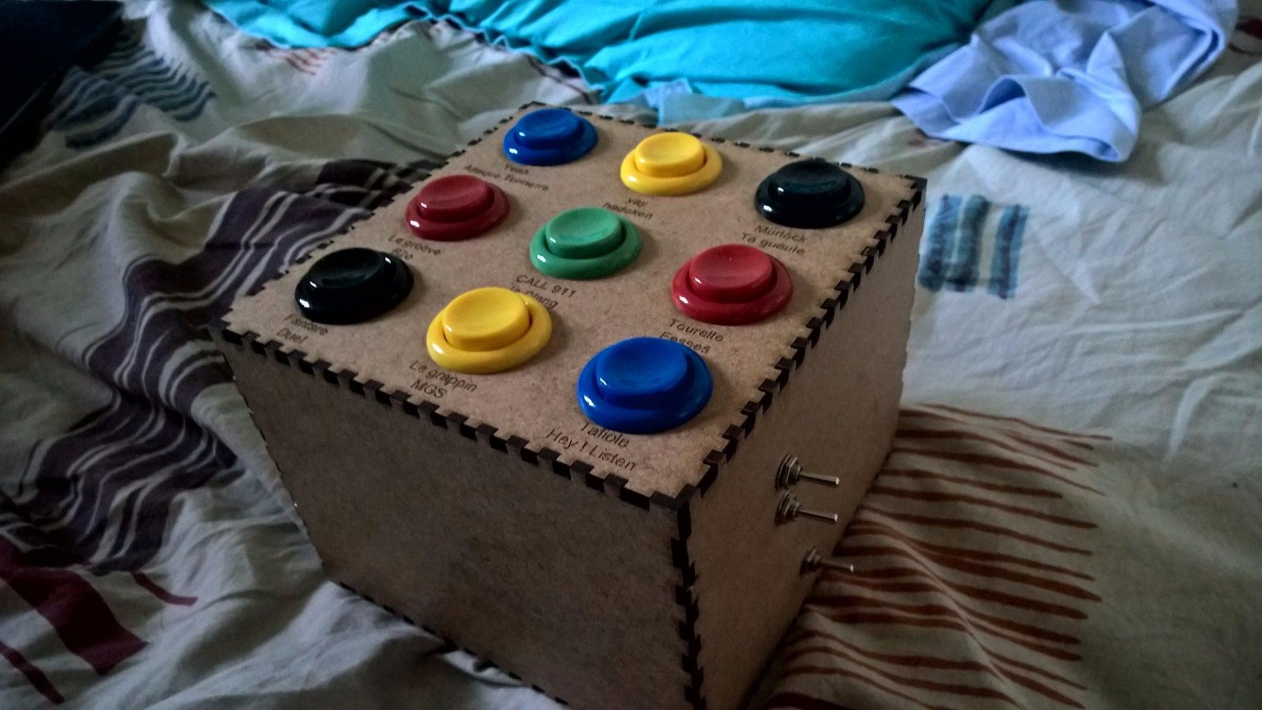 Arcade Soundbox