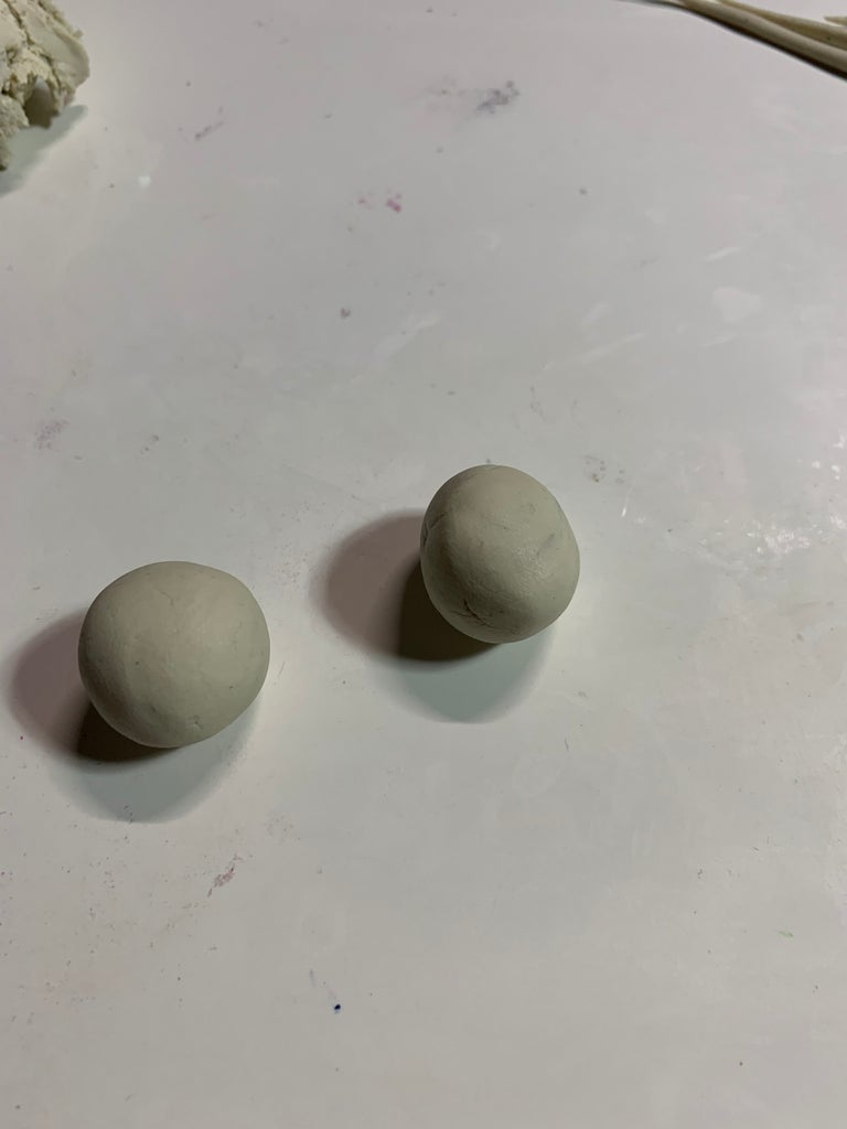 Sculpting With QuickCure Clay