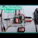 Cómo hacer un sistema de monitoreo de batería con protección contra descarga excesiva e indicador de nivel de batería