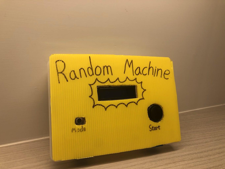 Random Machine