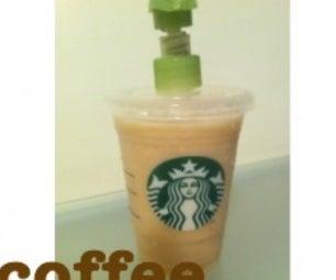 Starbucks Lotion Despenser