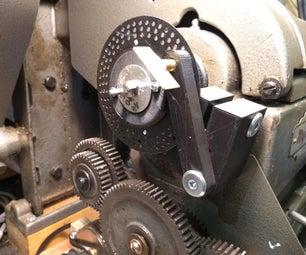 Myford ML10 Lathe Indexing Jig Dividing Head