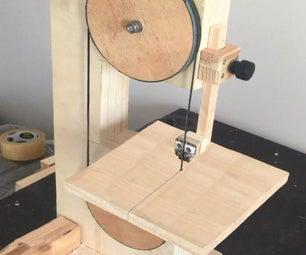 Homemade Mini Bandsaw