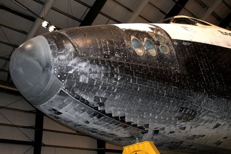 The Space Shuttle Is Still an Inspiration. Forge Assembly