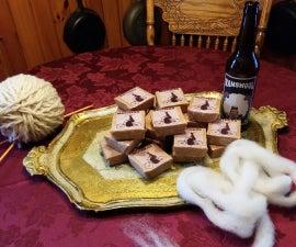 Rams Wool Soap