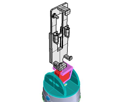 Prototipo - Porta Dispositivos