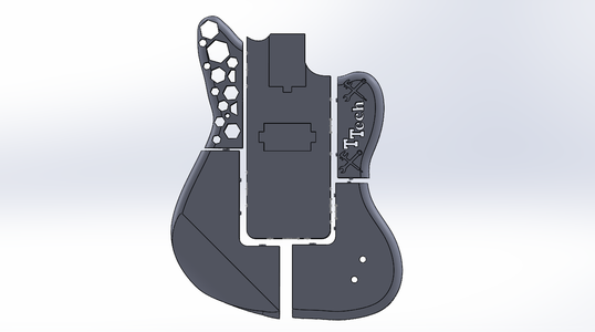 Begin Modeling Designs in SolidWorks