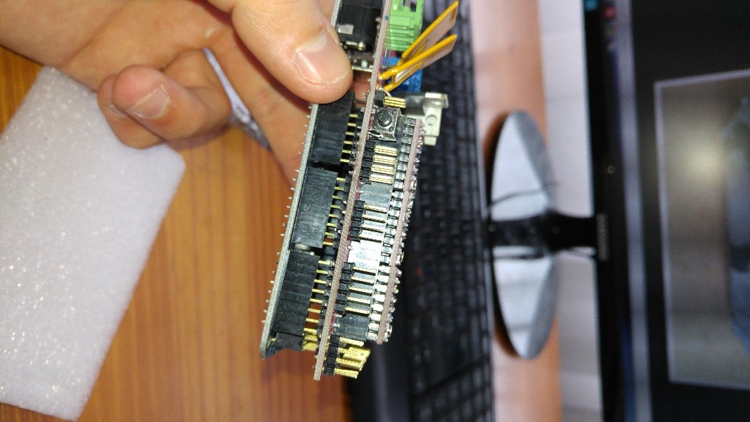 Step 3: Electronic Parts