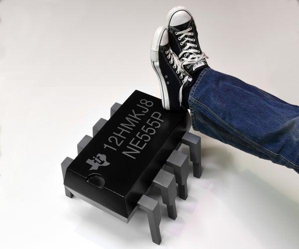 Giant 555 Footstool