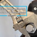 How to Rotate the Mounting Hole for Our Linear Actuator (PA-13 Model)