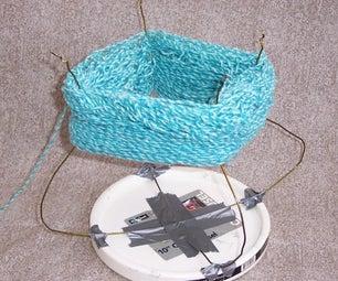 Duct Tape Yarn Swift