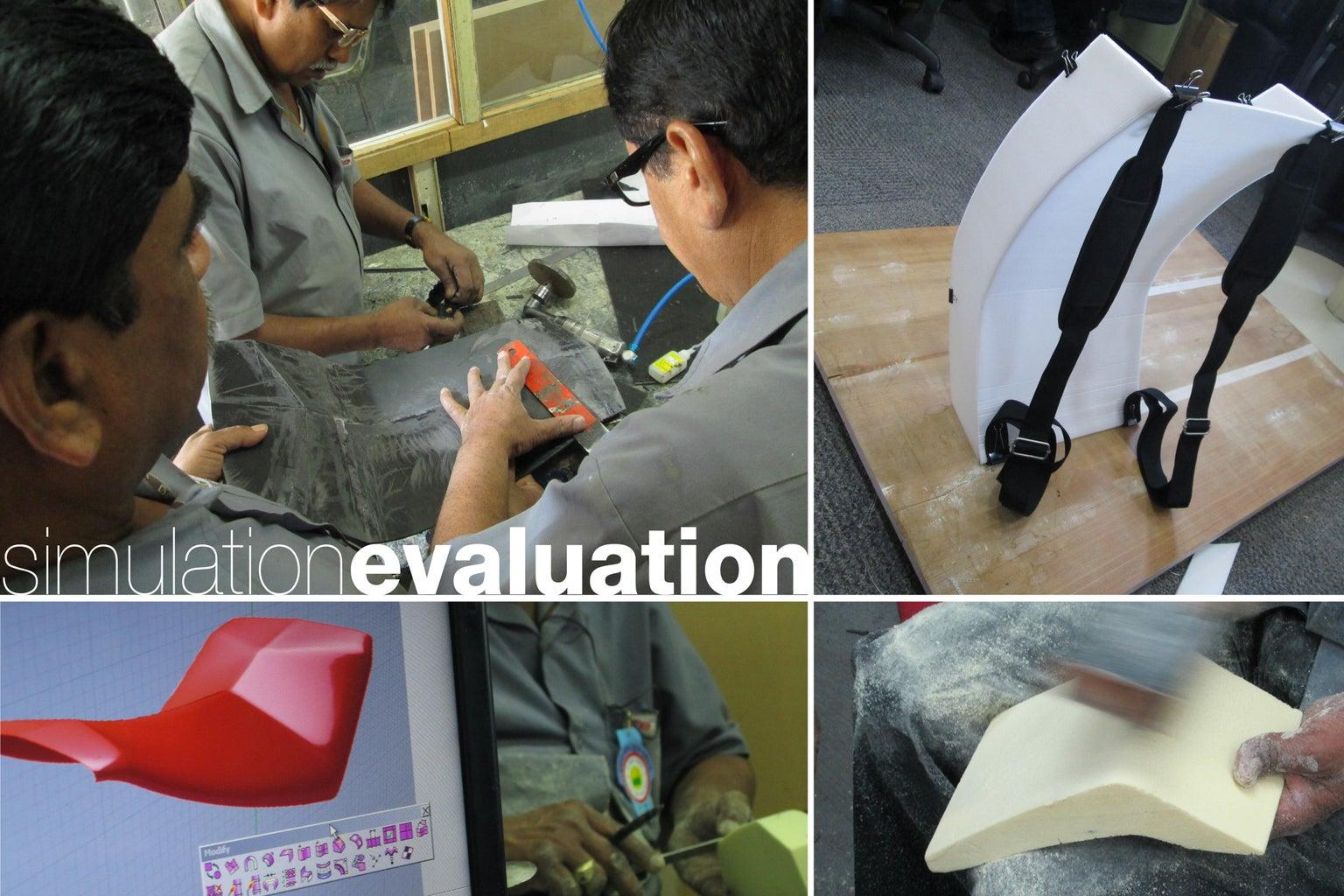 Simulate and Evaluate