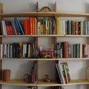 Fibonacci plug-in bookshelf