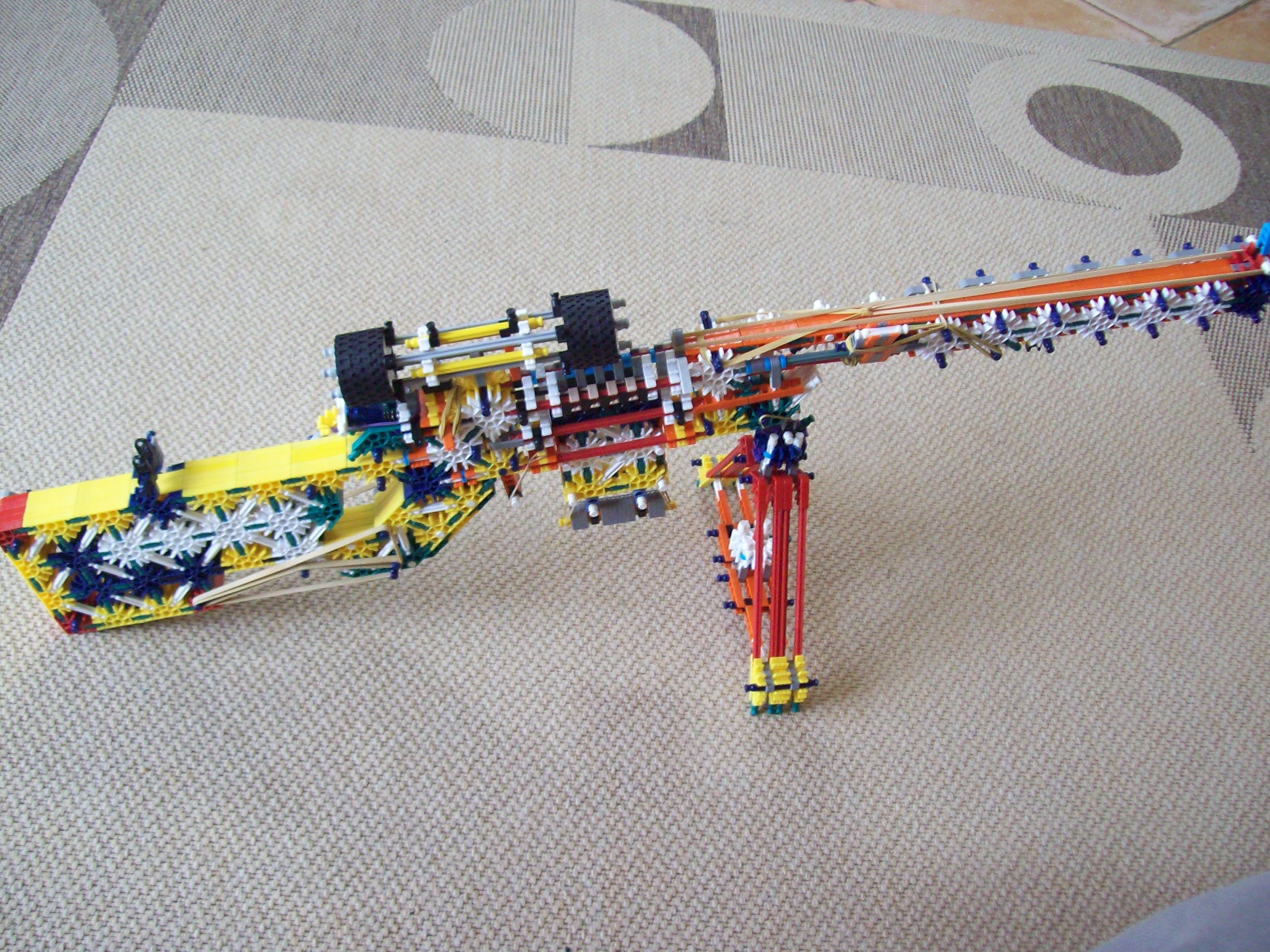 Knex AI AE Sniper Rifle
