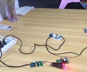 Remote Temperature Monitor With Alarm