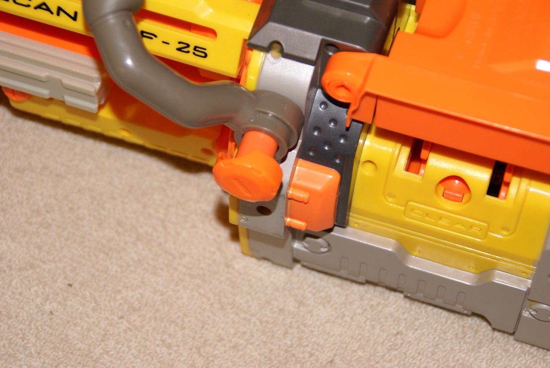 GUN DISASEMBLY Part One