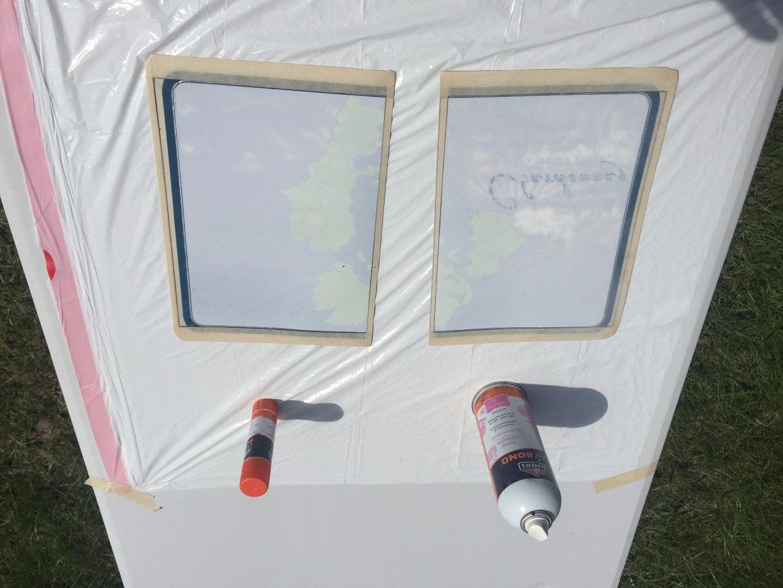 DIY Silhouette Cutting Mats