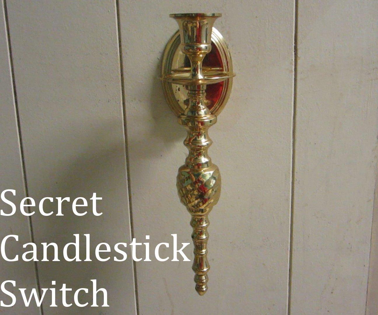 Secret Candlestick Switch