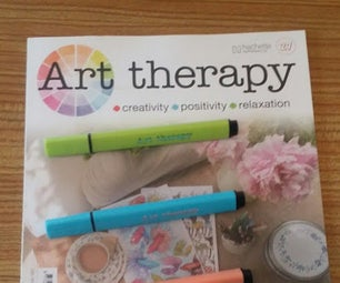 Art Therapy Magazine Issue 1  !